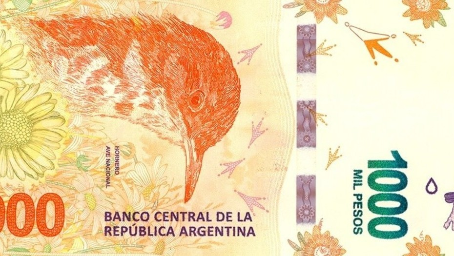 billete 1000 pesos