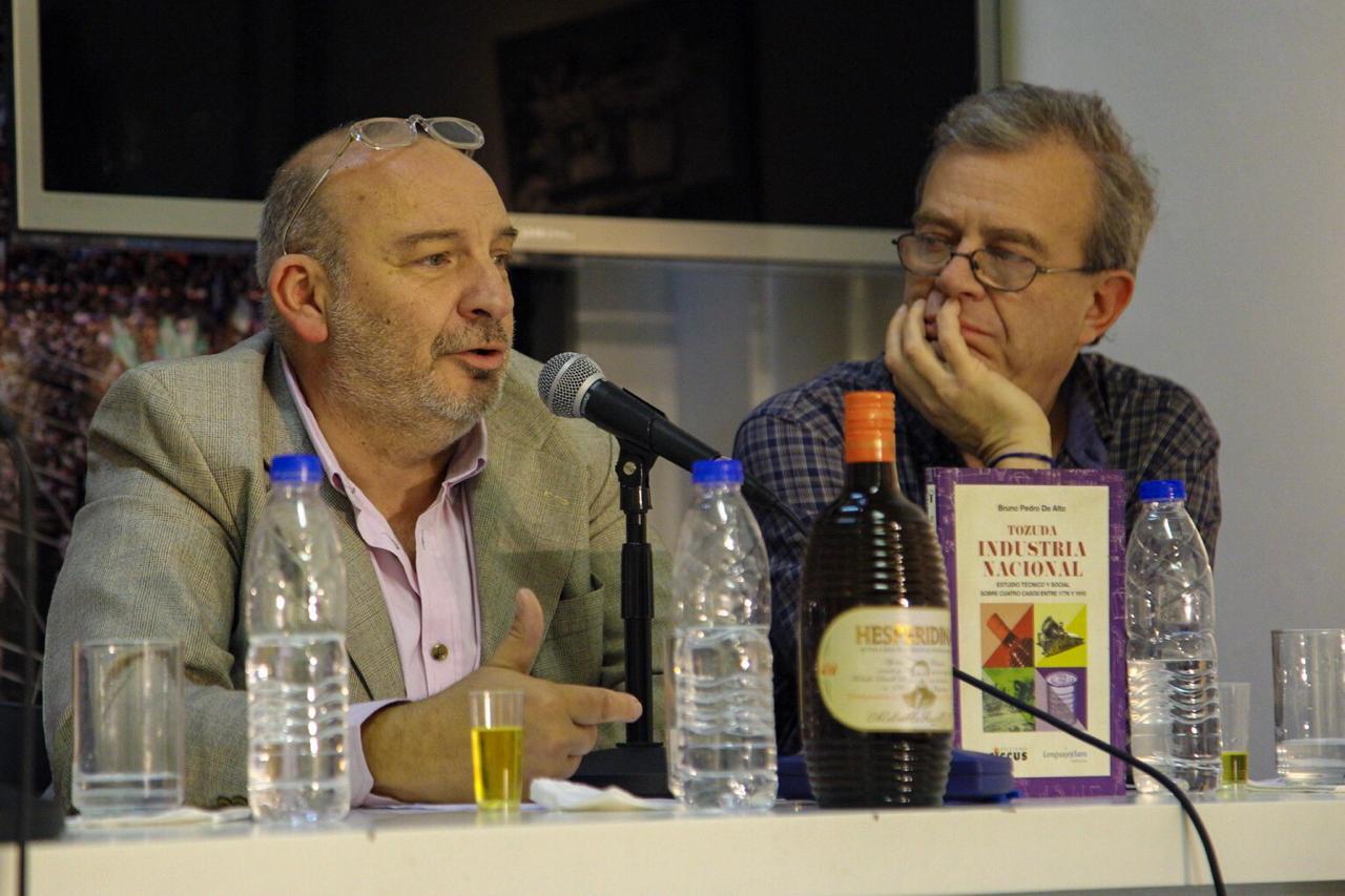Bruno Pedro de Alto y Juan Rojas