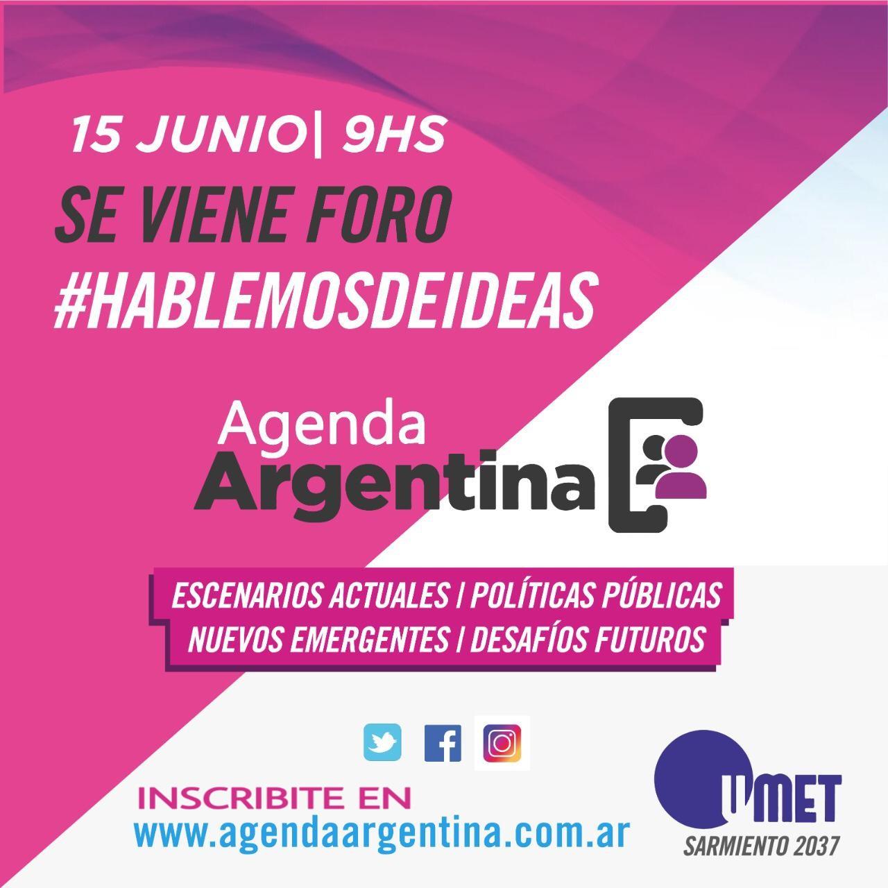 20190615 - agenda argentina